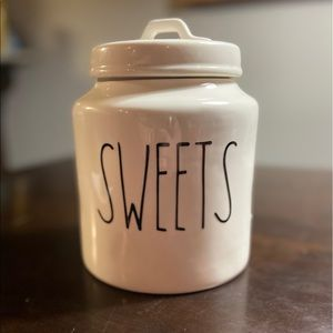 Rae Dunn Sweets Canister